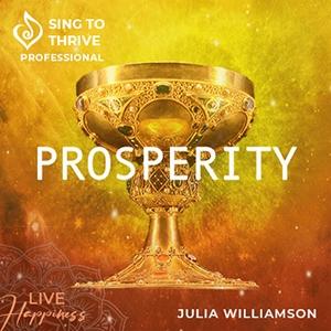 Prosperity Album 300px Sing to Thrive
