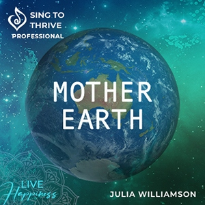 Mother Earth Album Sing to Thrive